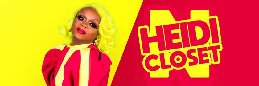 Heidi N Closet at The Powder Room: SOLD OUT