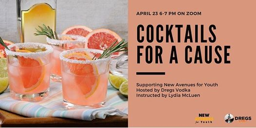 Cocktails for a Cause Supporting New Avenues for Youth