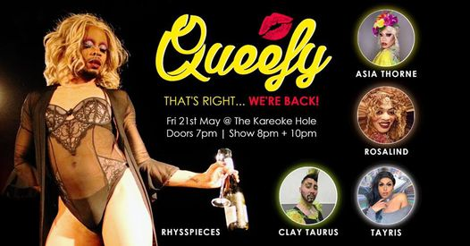 Queefy @ The Khole