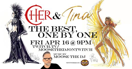 Cher & Tina: The Best, One By One
