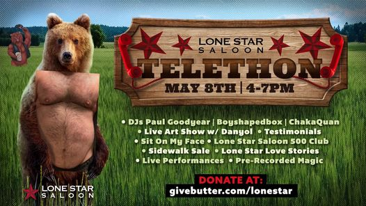 Lone Star Homecoming Telethon