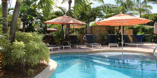 cabanas guesthouse and spa gay hotel fort lauderdale gaymapper pool 2