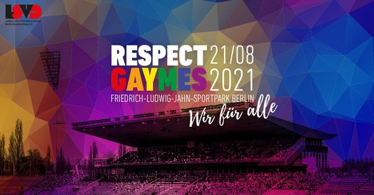 16. Respect Gaymes 2021