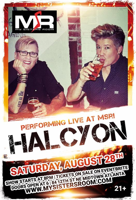 Halcyon live in concert at My Sisters Room