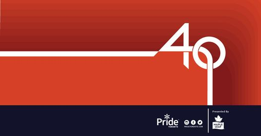 #Pride40   Courageous Conversations: Today's 2SLGBTQ+ Youth, Tomorrow's Thought Leaders