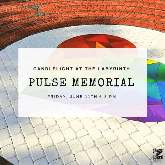 Pulse Memorial Candlelight Vigil (Ages 13 24)