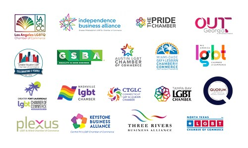 LGBTQ+ Business Cross Country