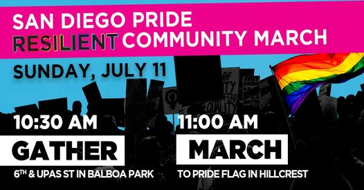 Resilient Community March