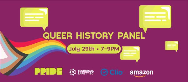 Queer History Panel