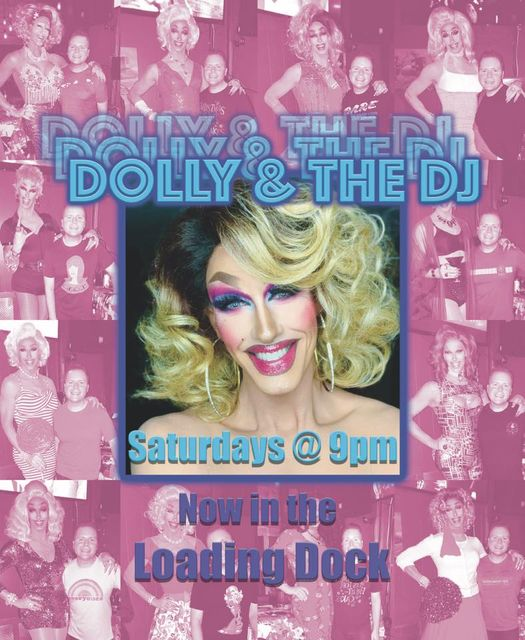Dolly & The DJ: Live & In Person!